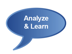 Analyze and Learn