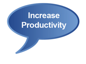 Increase Staff Productivity